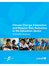 unicef 30 disaster risk reduction climate resilience