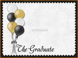 free graduation invitation templates stephenanuno com