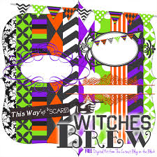 free halloween graphic free halloween digital scrap kit the cutest blog on the block