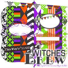 free halloween graphic free halloween digital scrap kit the cutest blog on the block