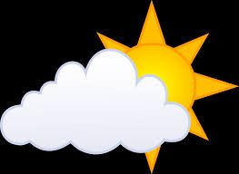 clouds clipart partly cloudy pencil and in color clouds clipart