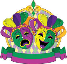mardi gras masks images mardi gras masks design stock vector colourbox