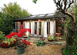 garden houses visitors let them sleep in the garden telegraph