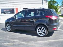 Ford Escape 2013 - 2013 ford escape titanium 4dr suv in crystal city mo 61 67