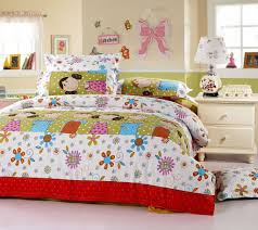 Girls Bright Bedding by Kids Bedding Sets For Girls Bright Color Stripe Kids Bedding Sets