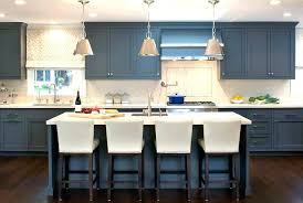 painted blue kitchen cabinets blue gray kitchen ed ex me
