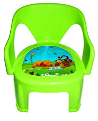 Chair For Baby Buy Blossoms Multipurpose Small Chair For Kids Baby Green Online
