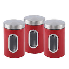 stainless steel kitchen canister sets set of 3 stainless steel kitchen storage canisters tea sugar coffee