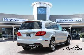 park place lexus plano tx used cars inventory 2017 iridium silver metallic mercedes benz gls 4 7 l for sale