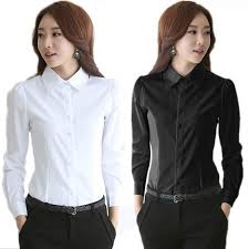 chiffon blouses for cheap s formal chiffon blouses white button work