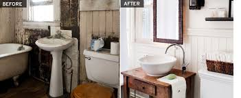 Entry8 by Vote Now Readers U0027 Rooms Before And After Bathrooms California