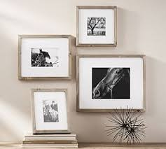 picture frames u0026 wall picture frames pottery barn