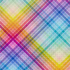 rainbow squares wrapping paper the container store