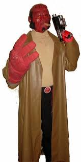 Hellboy Halloween Costume Outpost Happy Thor Halloween
