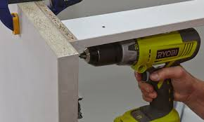 Bench Drill Bunnings How To Install A Cut To Measure Benchtop Bunnings Warehouse