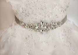 bridal sash bridal gown belt wedding gown sash luxury diamond belt sash