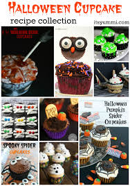 fun halloween cupcake recipe ideas it u0027s yummi