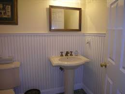 Install Beadboard Wainscoting Bathroom Wainscoting Ideas Pictures Small Diy Materials Lowes And