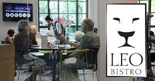 leo bistro dayton art institute