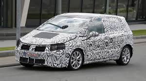 vw minivan 2014 2014 volkswagen golf plus spied for the first time