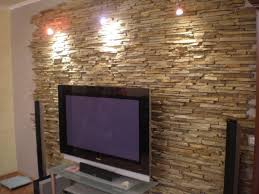 Interior Wall Designs With Stones by 37 Images Astonishing Stone Wall Decor Idea Ambito Co