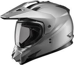 full face motocross helmets amazon com gmax gm11d dual sport full face helmet flat black