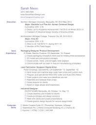 resume deans list resume u2014 sarah nixon design