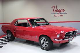mustang 1967 for sale 1967 ford mustang cars cars for sale in las