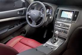 infiniti interior infiniti g37 20 year special editions