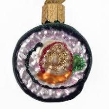 sushi ornament ornament