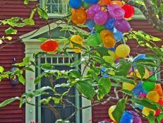 Easter Patio Decorations by Quick Chic Outdoor Decorating Tips Hgtv