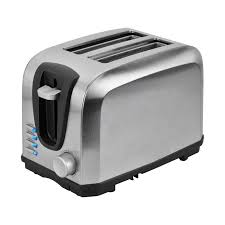 Bella 2 Slice Toaster Kalorik 2 Slice Stainless Steel Toaster Walmart Com