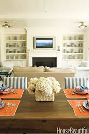 House Beautiful Dining Rooms by 60 Family Room Design Ideas Decorating Tips For Family Rooms