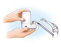 kitchen faucet water filter system faucet water filter for