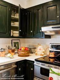 portfolio french country condo kitchen linda merrill