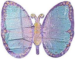 butterfly balloons anagram international prismatic butterfly shape 25