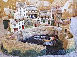 lilliput yuletide harbour lynmouth stunning
