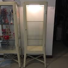 ikea fabrikor ikea fabrikor display cabinet with led lighting antiques others
