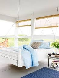 suspended bed i want one and i must be tired because i u0027m