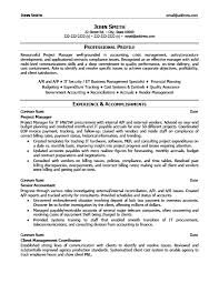 Crisis Management Resume Project Manager Resume Template Premium Resume Samples U0026 Example