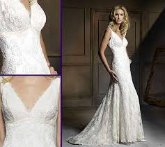vintage lace country style wedding dresses modern fashion styles
