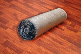 How To Lay Underlay For Laminate Flooring 3mm Underlayment
