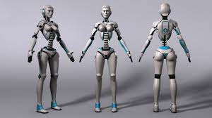 Female Body Reference For 3d Modelling Characters 3d Models Mb Free 3d Characters Mb Download