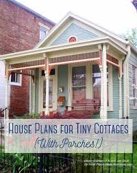 cottage home plans small cottage house plans with amazing porches