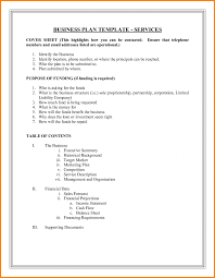 layout for business plan business plan cmerge