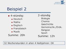 Baden Englisch Die Gymnasiale Oberstufe In Baden Württemberg Ppt Herunterladen