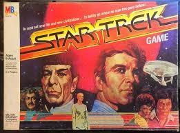 vintage star trek game milton bradley 1979 complete ebay