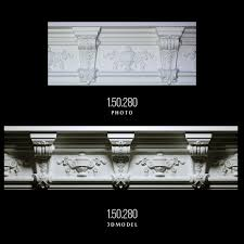 Rhino Cornice Cornice 3d Models Download 3d Cornice Files Cgtrader Com