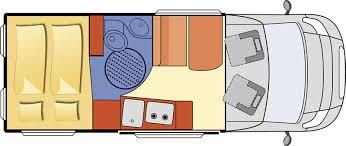 Conversion Van Floor Plans Southdowns 2014 Season Globecar Motorhomes Van Conversions For