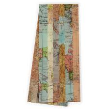 Paper Maps Maps Tissue Paper Paperchase
